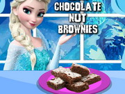 Elsa Chocolate Nut Brownies