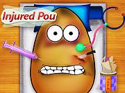 Injured Pou