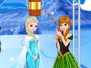 Elsa's Ice Bucket Challenge