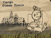 Cargo Steam Train