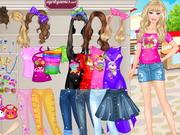 Barbie Shopping