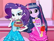 Equestria Girls Sweet Shop