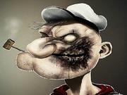 Popeye Zombie Puzzle