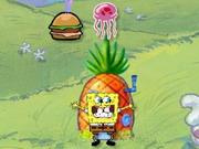 Spongebob Squarepants Burger Swallow